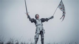 Les nouvelles aventures de Jeanne d'Arc