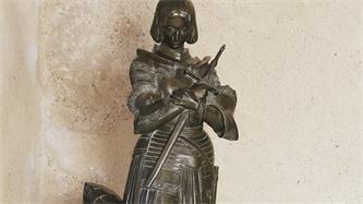 Trouvailles récentes sur Jeanne d'Arc