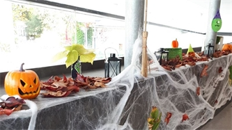 Halloween à Domremy !
